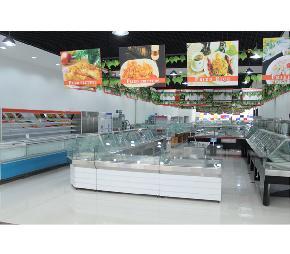 超市设备展区