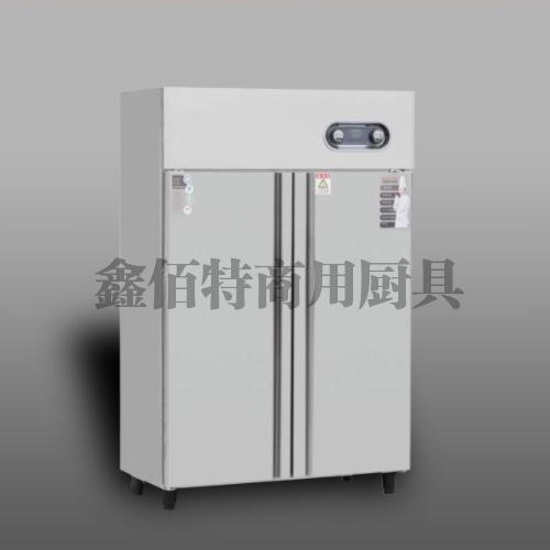 数显全新升级热风循环双门单控消毒柜